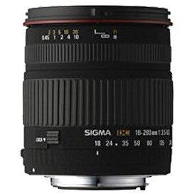 Sigma 18-200mm f/3.5-6.3 OS