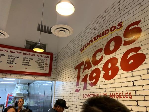 2019.07.20 Dinner at Tacos 1986