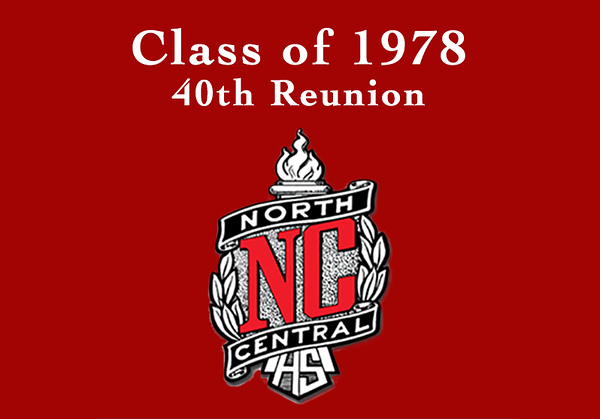 North Central 40th Reunion - Class of 1978