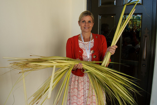 Palm Sunday 2014 at Corpus Christi