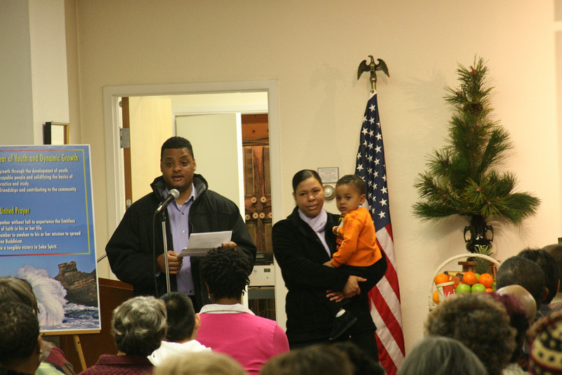 New Year Day: East Bay Community Center