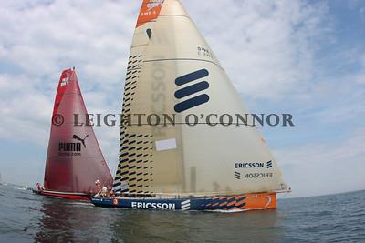Volvo Ocean Race - Boston In-Port Race