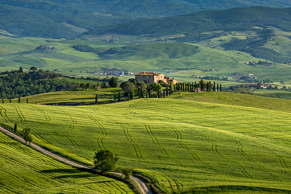 Tuscany Photos