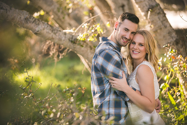 Erika & Curtis (Engagement Shoot)