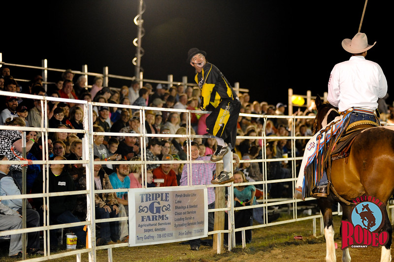 At the Rodeo - Southern Rodeo Company May 2, 2015