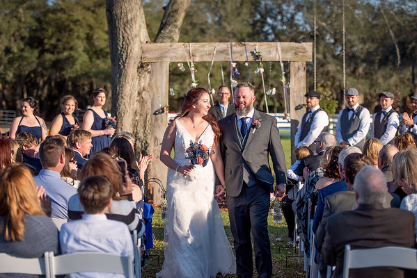 Jessica and Brian Wedding Feb 2020