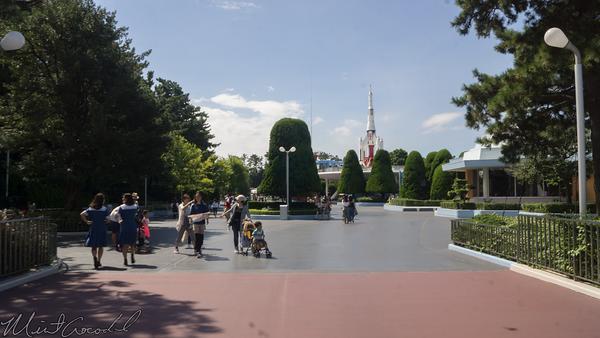 Disneyland Resort, Tokyo Disneyland, Tomorrowland, Fantasyland