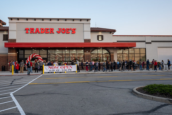 2020 Trader Joes Grand Opening