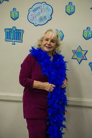 Makom Ohr Shalom's Annual Hanukkah Dinner Party and Variety Show!