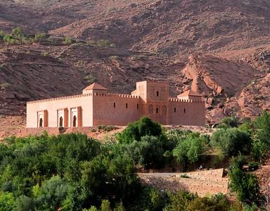 Mosquee de Tinmel