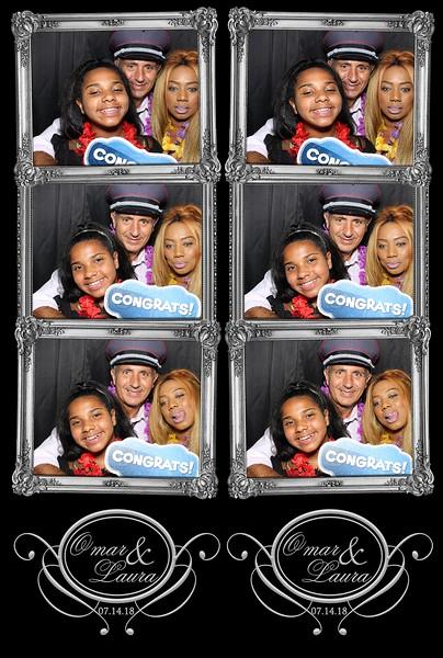 Laura & Omar's Wedding (07/14/18)