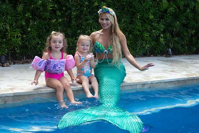 Reese's Mermaid Birthday