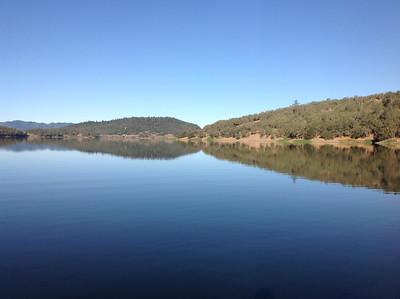 Lake Hennessey