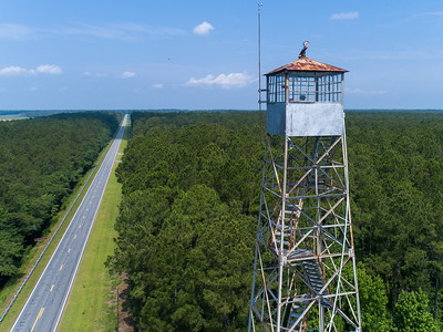 Columbia Fire Tower