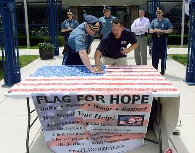 Flag for Hope - 070715