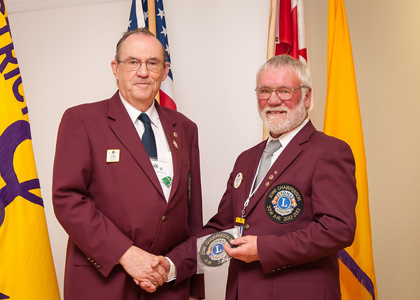 2013 - Lions Clubs District A-16 Convention