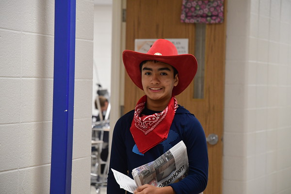 Homecoming Day 3 - Western Day