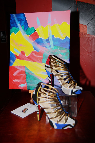 Crystal Massey Shoe Collection - Launch Party