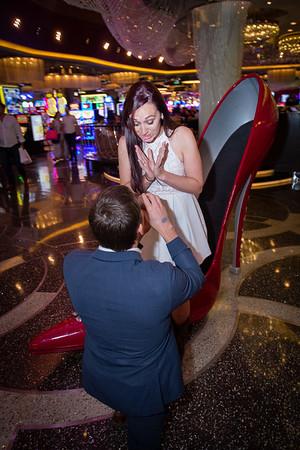 Daniel Las Vegas Proposal