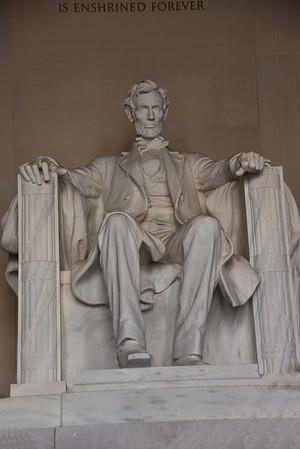 DC, Washington - Lincoln Memorial, 2018