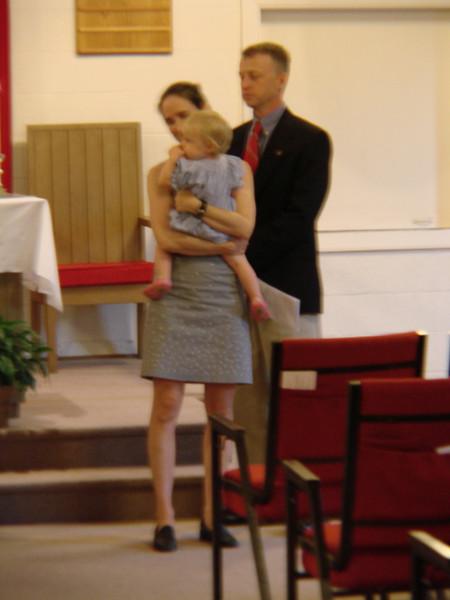 Park Street Christian Church Infant Dedication 2009 July 003.jpg
