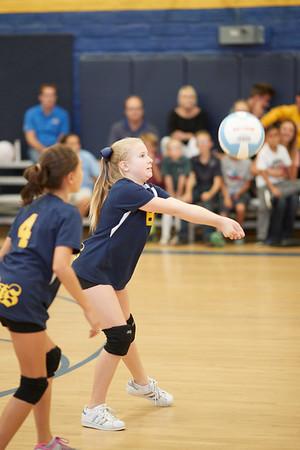 2017 HCS Elementary Volleyball