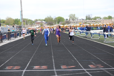 Girls Track and Field Sectionals