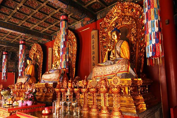 Beijing III: Lama Temple and Summer Palace