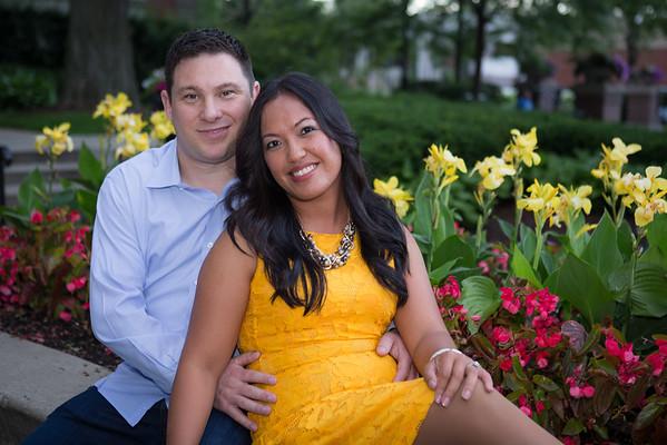 06.20.15 - Keegan + Marie's Engagement Photos