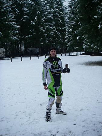 Snow Camp 08, BMW/ADVrider