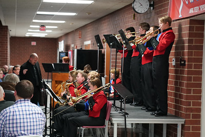LB Varsity Blue Jazz Band @ A Holiday Concert (2019-12-10)