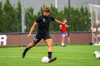 OU Men's Soccer @ Western Michigan 10/6/2021