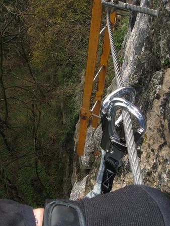 Hohe Wand-i Klettersteig