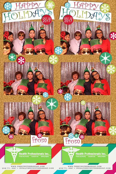 Health Professionals' Holiday Party  |  12.20.17