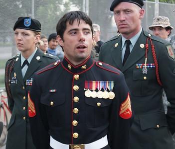2008 DNC Denver - Anti-War Military