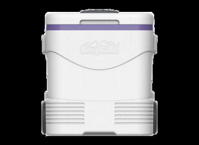 White & Purple - Cosmoplast