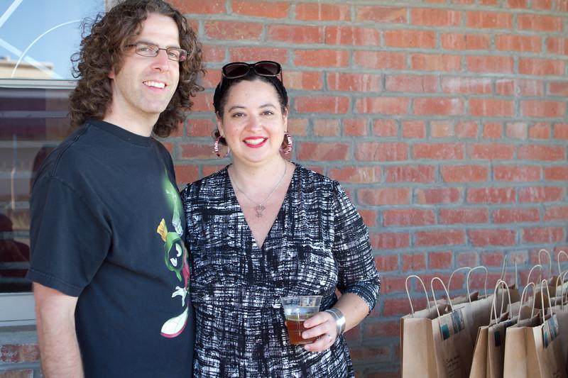 Local Favorite: Vesta Flatbread Launch Party