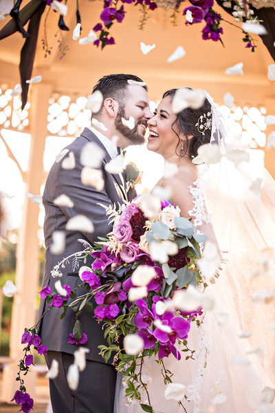 Sylvia & Ken Wedding