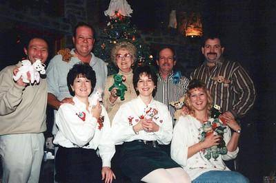 12-24-1998 Christmas Eve @ Brown's