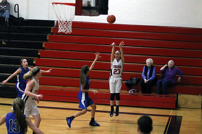 Girls' JV Basketball vs. CVCA