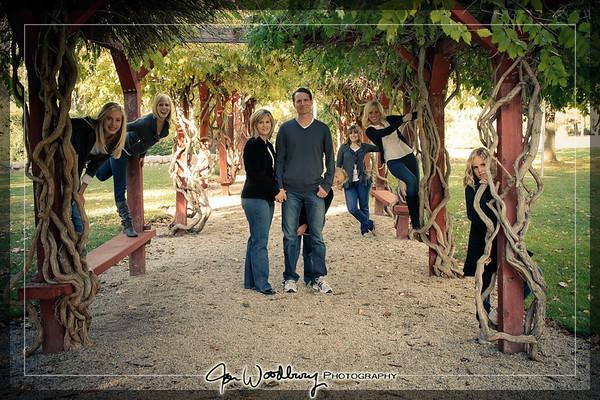 Debry Family 2010