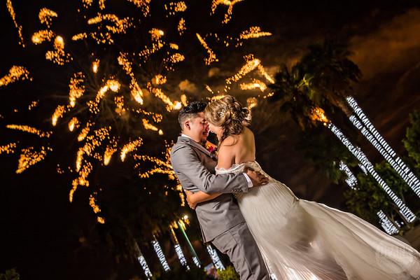 Denise & Eric Wedding