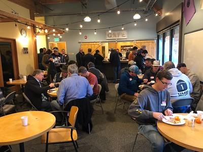 Men's Breakfast 3/3/2018