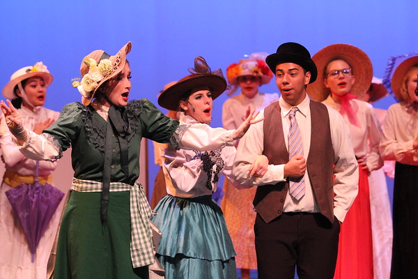 Hello, Dolly! Thursday, March 14th