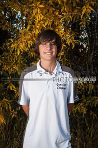 GHS Boys Golf 2015