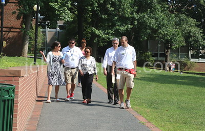 Trinity College - President Joanne Berger-Sweeny Touring Dream Camp  - July 15, 2014