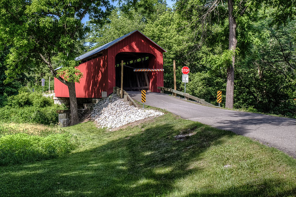 Covered Bridges Southern Indiana