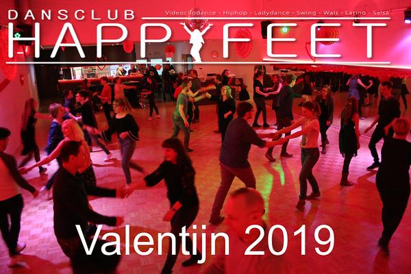 DANSCLUB HAPPY FEET - VALENTIJN 2019