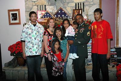 The Cottner Family Christmas Dec 27, 2007