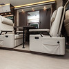 Recreational vehicle interior.